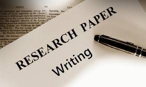 Subjects for a research paper