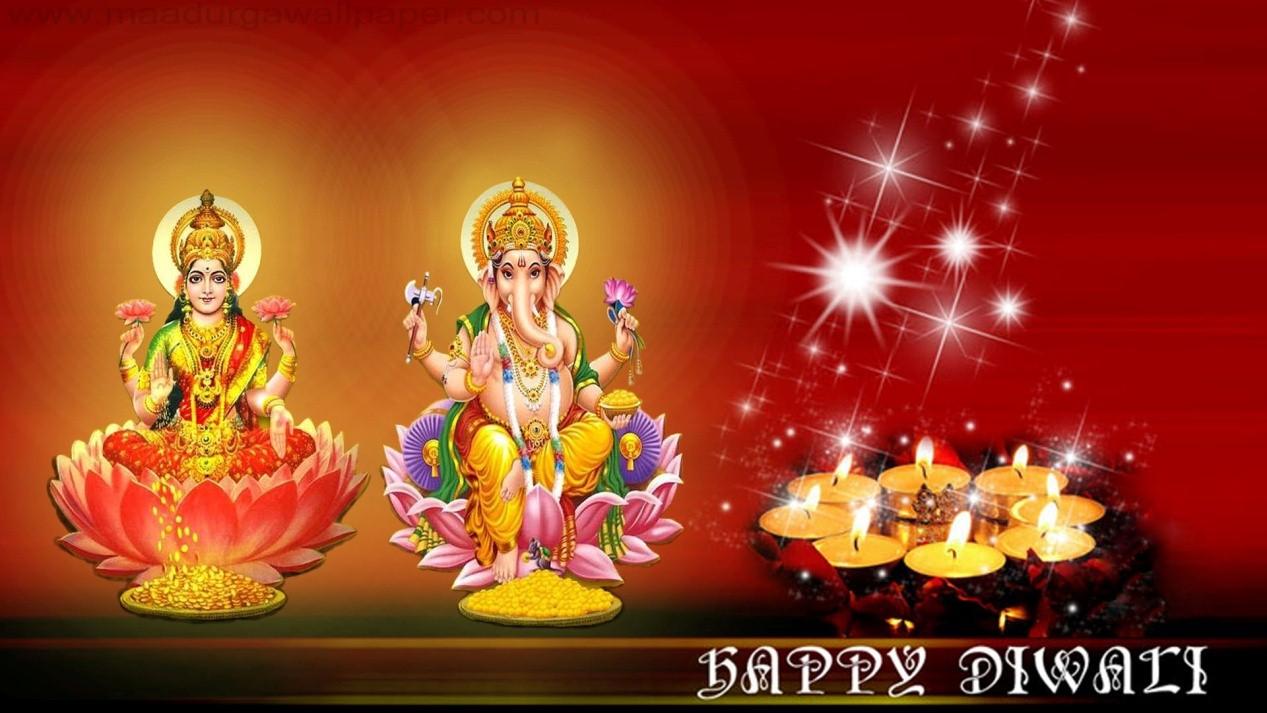 Diwali lakshmi ganesh photo M - Take a Peep into your Future!